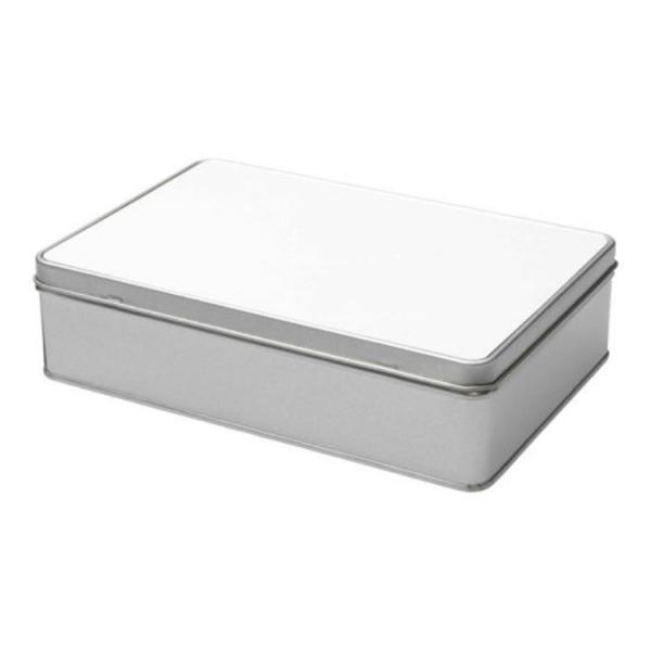Boite aluminium rectangulaire