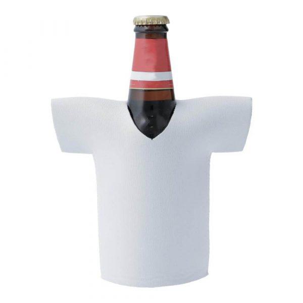 T-shirt pour bouteille Glacière - Néoprène
